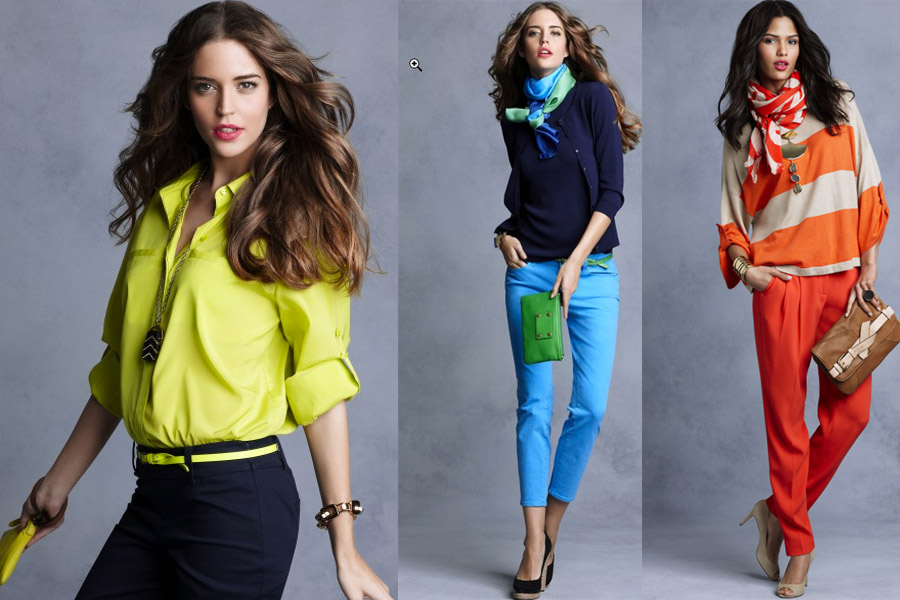 "Spring – Summer 2012 Trends ""THE COLOR BOOM"" – Make Me Up ..."
