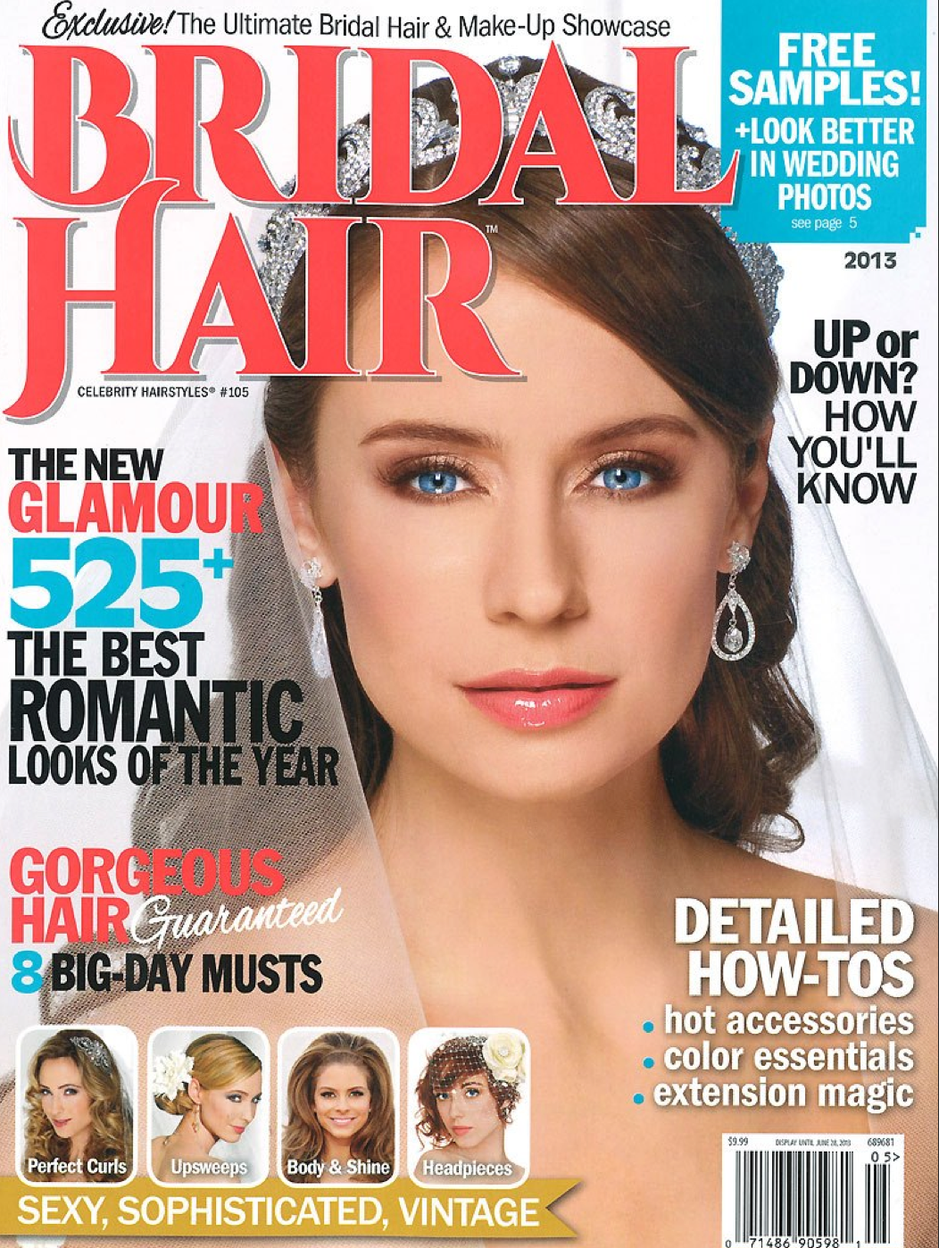 Remarkable Make Me Up Pretty Featured In The Bridal Hair 2013 Magazine Hairstyle Inspiration Daily Dogsangcom